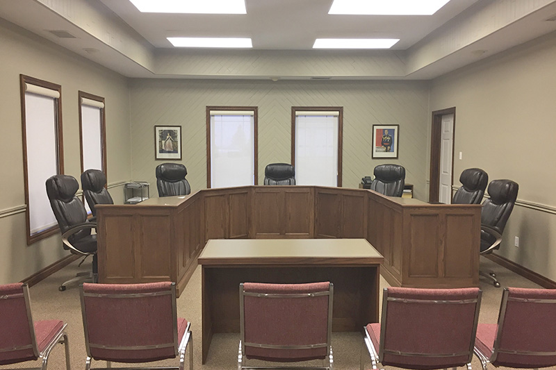 Melancthon Council Chambers